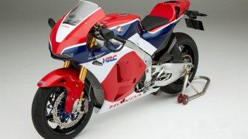 News Prodotto: All'asta una Honda RC 213 VS: si parte da 250.000 euro