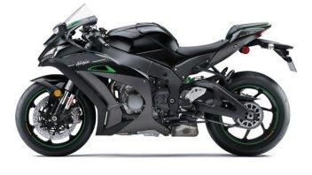 News Prodotto: Richiamo Kawasaki: problemi alla trasmissione per la Ninja