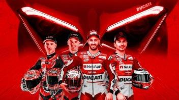 News Prodotto: WDW 2018: le gare con i piloti ufficiali Ducati da seguire