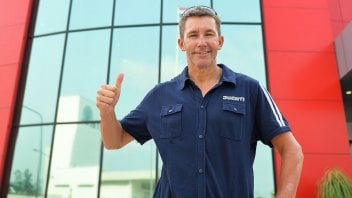 News: Incontra Troy Bayliss a Tolmezzo e lotta contro la SMA