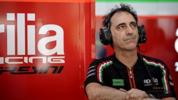 "SBK: Albesiano: ""Aprilia might leave Superbike"""