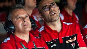 SBK: Cecconi, Aruba: la Ducati V4 è pronta, mancano i piloti