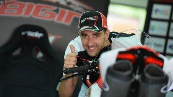 SBK: ELF CIV: a Misano Matteo Ferrari cerca la fuga