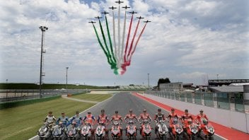 SBK: WDW, i piloti in coro: la Panigale V4 sembra una MotoGP