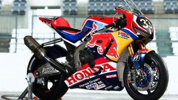 SBK: Honda mette le ali alla 8 Ore di Suzuka
