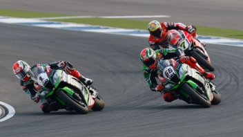 SBK: Misano: Rea and Sykes separated under the same roof in Ducati's den
