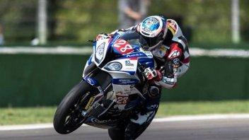 SBK: STK: a Misano Reiterberger domina il venerdì