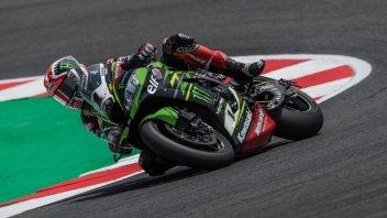 SBK: FP4: Rea fa il vuoto, Melandri rimane a piedi con la Ducati