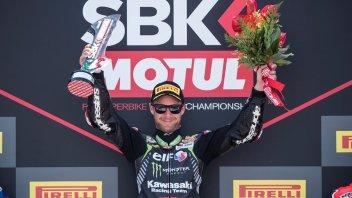 SBK: Rea: ho vinto un'altra gara ad handicap