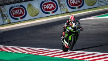 SBK: An unstoppable Rea triumphs at Misano, Davies 2nd