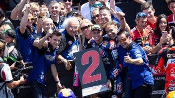 SBK: van der Mark pensa alla MotoGP: SIC Yamaha una bella opportunità