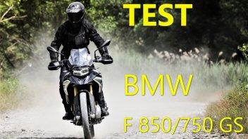Test: BMW F 850/750 GS: per tutto e per tutti