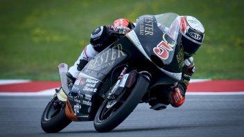 Moto3: FP1: Masia sorprende tutti al Red Bull Ring