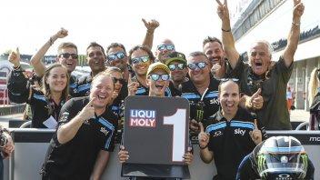 """Moto2: Luca Marini: è una pole """"di famiglia"""""""