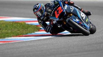 Moto2: FP3: Bagnaia e Marini fanno brillare il tricolore a Brno