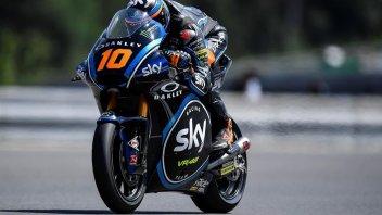 Moto2: Marini sorprende tutti: 1^ pole in carriera a Brno