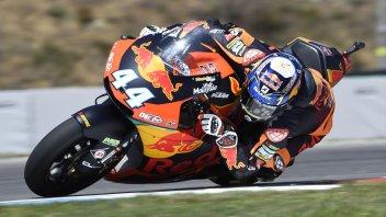 Moto2: Oliveira beffa Marini e soffia la leadership a Bagnaia