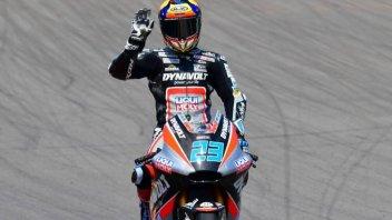 Moto2: FP2: Schrotter si conferma, Bagnaia e Pasini lo marcano stretto