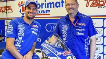 Moto2: Il team Tasca rinnova con Simone Corsi per il 2019