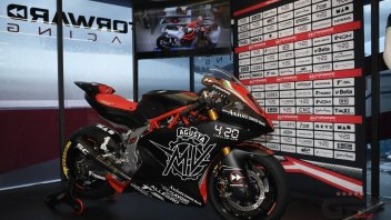 Moto2: La MV Agusta F2 in passerella al Red Bull Ring