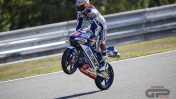 Moto3: Di Giannantonio a Brno spezza l'incantesimo