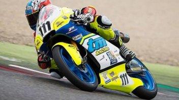 Moto3: Kevin Zannoni e TM wild card a Misano