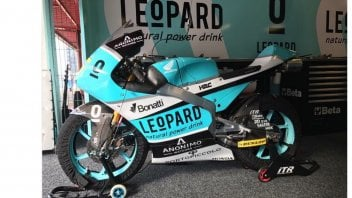 Moto3: Tom Booth-Amos wildcard a Silverstone con Leopard