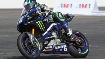 MotoAmerica:  Beaubier domina a Sonoma ed allunga in campionato