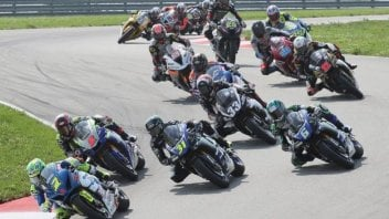 MotoAmerica: Elias fights and triumphs in the battle of Pittsburgh