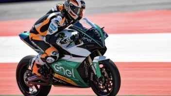 MotoE: 12 teams and 18 riders in the 'electric' championship