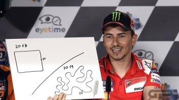 MotoGP: Lorenzo: battere Marquez? servono 5 vittorie di fila