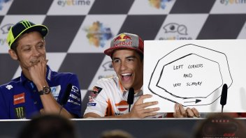 MotoGP: Marquez: my favourite track? slippery and all left-handers!