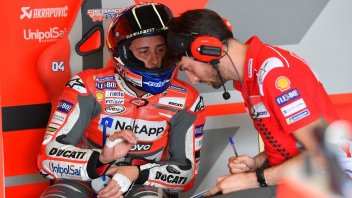 "MotoGP: Dovizioso: ""the Ducati will have new elements at Brno"""
