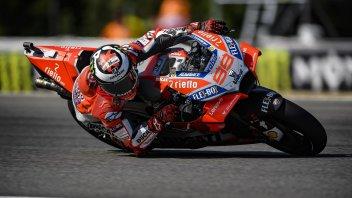 """MotoGP: Lorenzo: """"Partire piano? E' l'opposto di ciò che si dovrebbe fare"""""""