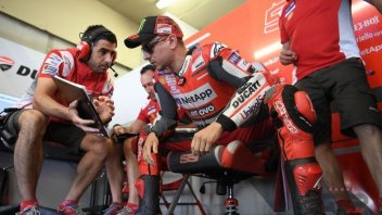 "MotoGP: Lorenzo: ""No-one quicker than me on the Ducati at Misano"""