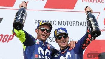 """MotoGP: Rossi: """"È il momento cruciale, voglio la vittoria"""""""