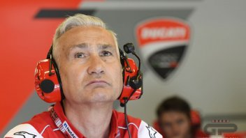 MotoGP: Tardozzi: Ducati would have raced on Monday at Silverstone