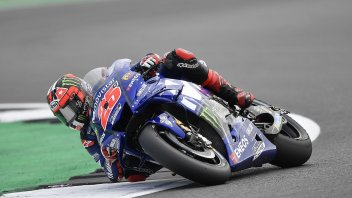 MotoGP: Riscossa Yamaha nel warmup, 1° Vinales