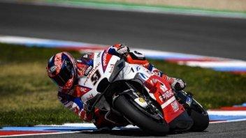 "MotoGP: Petrucci: ""I was lacking acceleration to finish on the podium"""