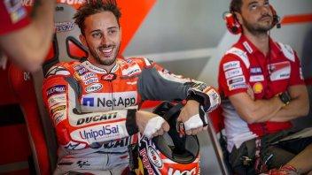 """MotoGP: Dovizioso: """"Si, oggi ero il più veloce"""""""