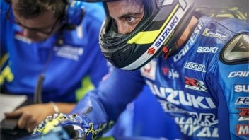 MotoGP: Iannone: la classifica non rispecchia il mio potenziale