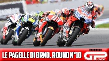 MotoGP: Promossi, rimandati e bocciati del GP di Brno