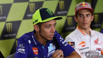 MotoGP: Rossi: Yamaha's mistake? not aggressive enough