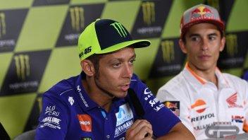 MotoGP: Rossi: l'errore di Yamaha? è poco aggressiva
