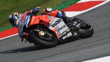 MotoGP: Dovizioso: contro Marquez nessuna strategia