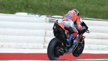MotoGP: FP1: tripletta Ducati con Dovi, Lorenzo e Petrucci