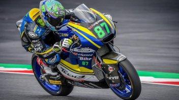 Moto2: FP3: Gardner si prende la vetta, 5° Locatelli