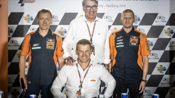 "MotoGP: KTM: ""We want to win, time doesn't worry us"""