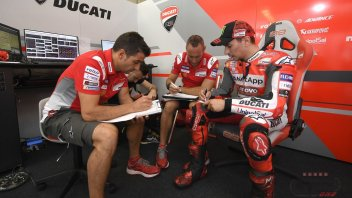 "MotoGP: Lorenzo: ""I fight on equal terms with Marquez and Dovi"""