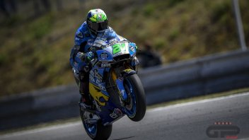 MotoGP: A penalty of three grid positions for Morbidelli